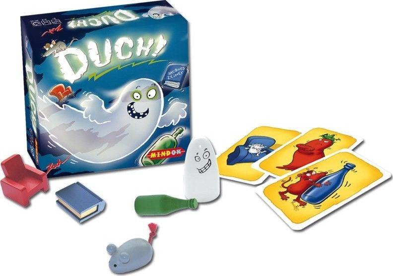 DUCH - postřehová hra