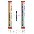 Kuličkové počítadlo - matematická pomůcka GOKI