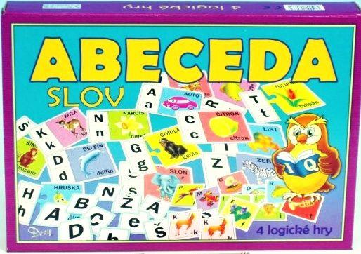 Hra - ABECEDA