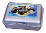 Krabička na svačinu - BIGFOOT auto