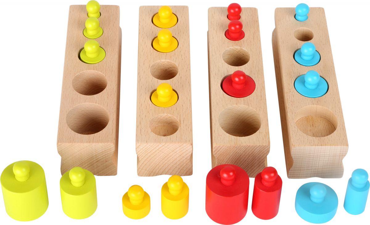 Montessori skládačka třídění