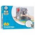 Padací most - dřevěné vláčky BIGJIGS