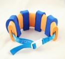 PLAVECKÝ PÁS (9 dílků) - oranžovo-modrý