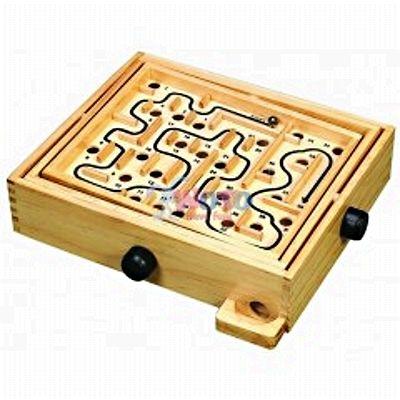 Velký labyrint kuličkodráha